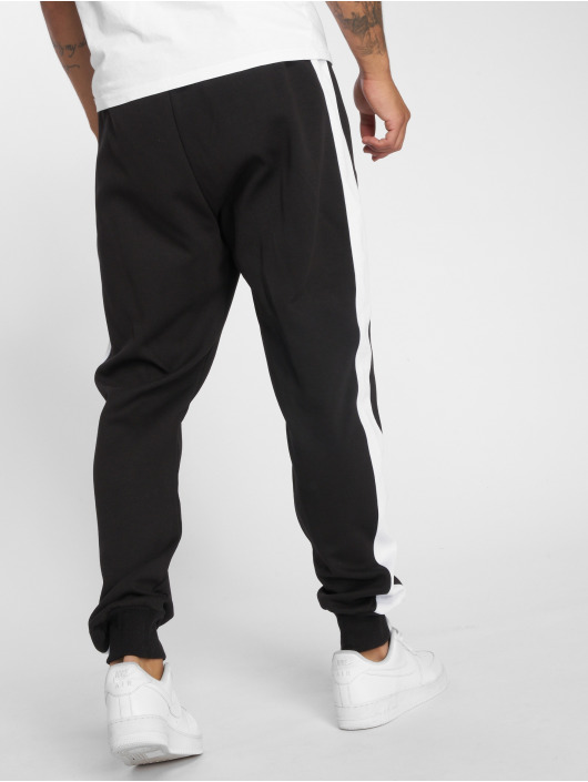 DEF joggingbroek Bearer zwart