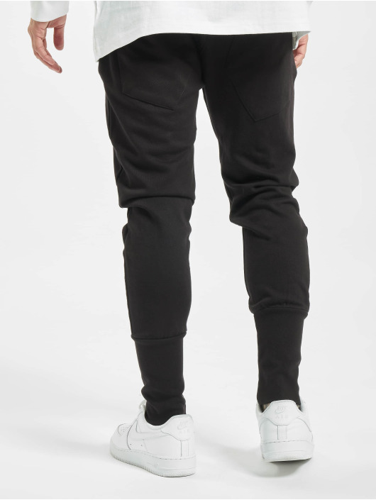 DEF Jogginghose Sweatpants schwarz