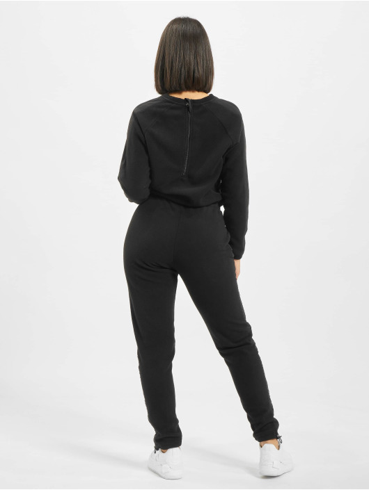 DEF jumpsuit Lola zwart