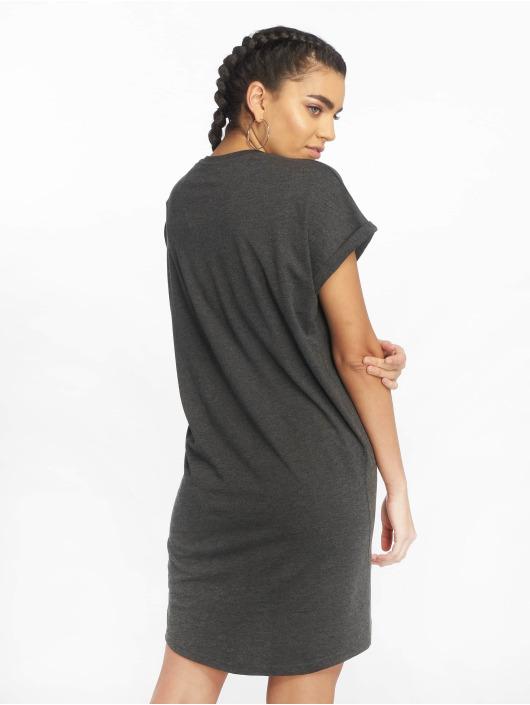 DEF jurk Agung grijs