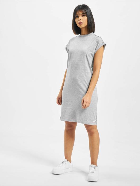 DEF jurk Oliana grijs