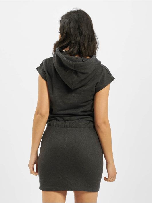 DEF jurk Alina grijs