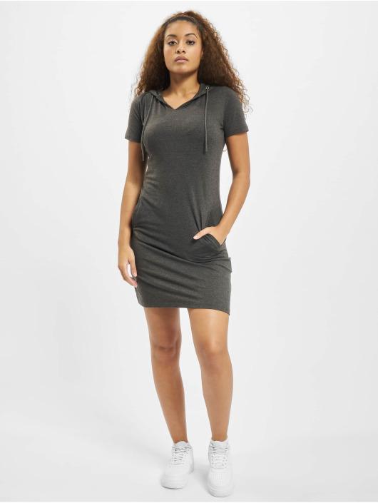 DEF jurk Ätna grijs