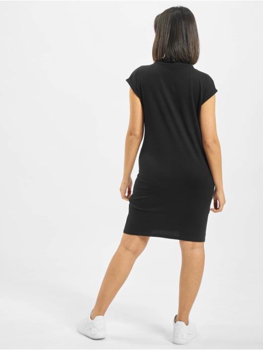 DEF jurk Oliana zwart