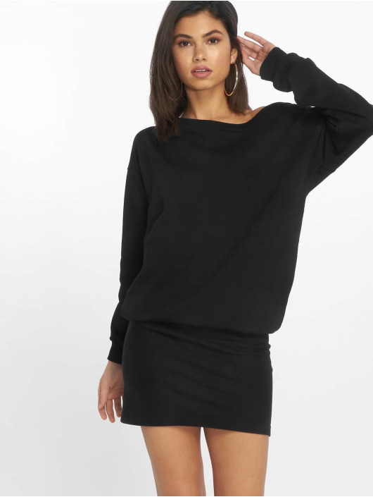 DEF Kleid Classico schwarz