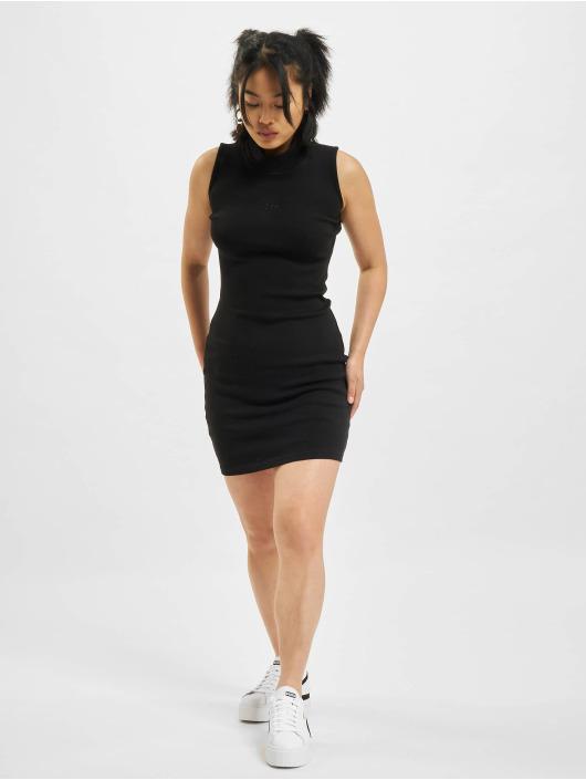 DEF Kleid Fitted Sleeveless schwarz