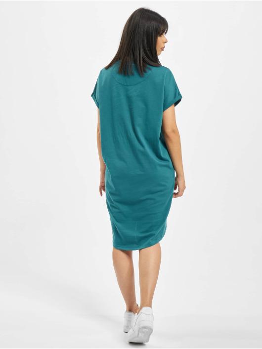 Def Damen Kleid Agung In Turkis 718346
