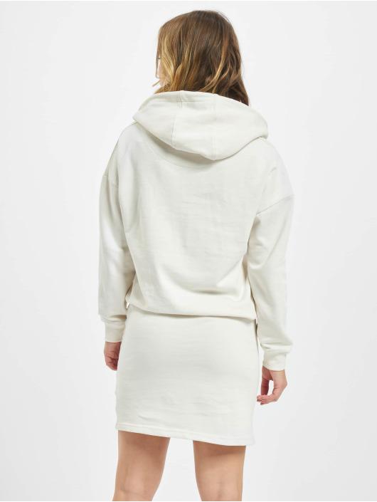 DEF Kleid Sustainable Organic Cotton weiß
