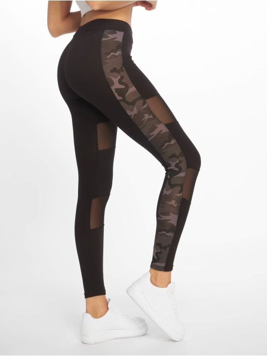 DEF Legging Tealy camouflage