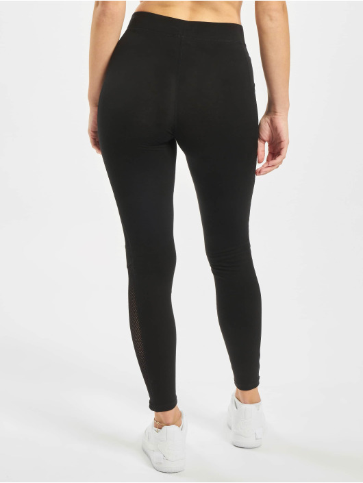 DEF Leggings/Treggings Kiana czarny
