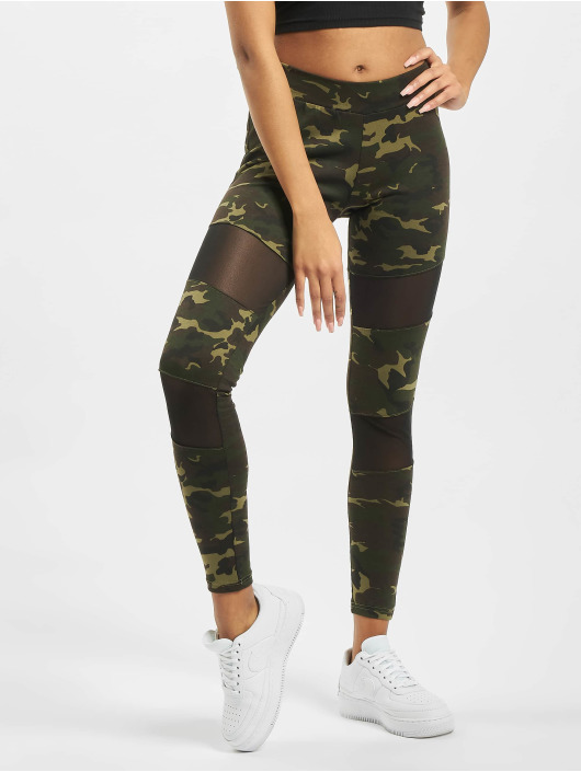 DEF Leggings/Treggings Laarni green