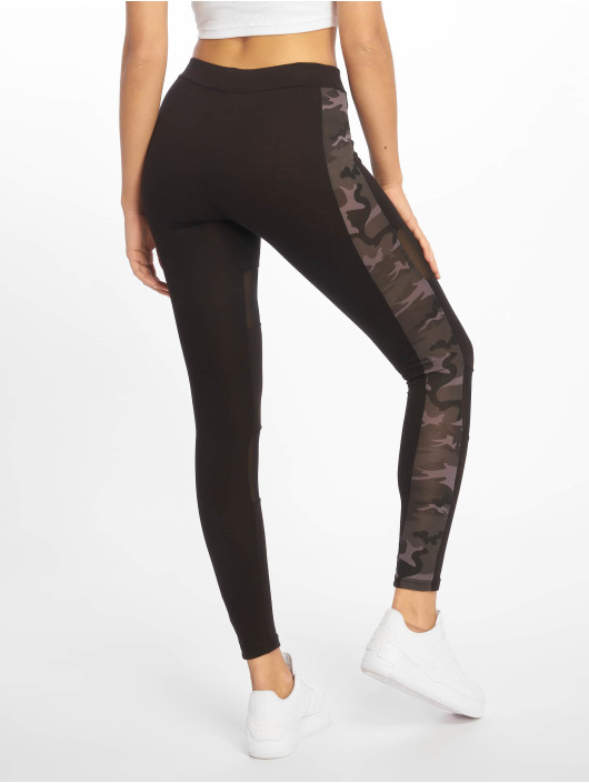 DEF Leggings/Treggings Tealy kamuflasje