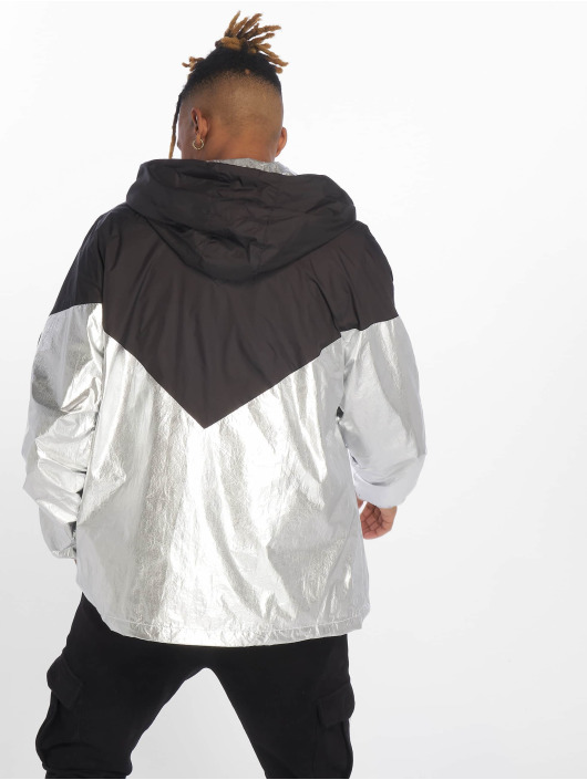DEF Lightweight Jacket Chevon black