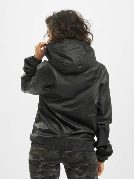 DEF Lightweight Jacket Ramie black