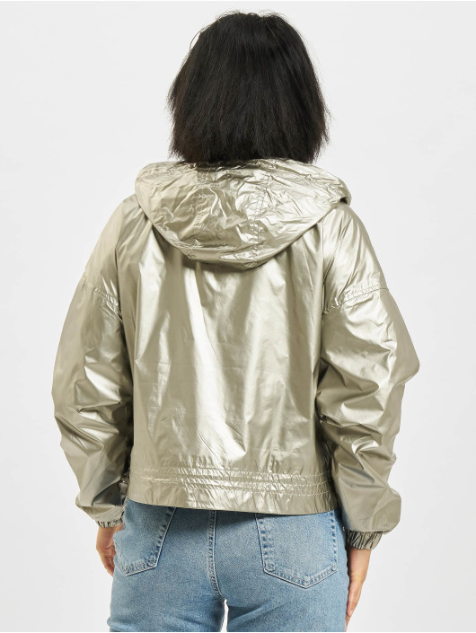 DEF Lightweight Jacket Glossy gold colored
