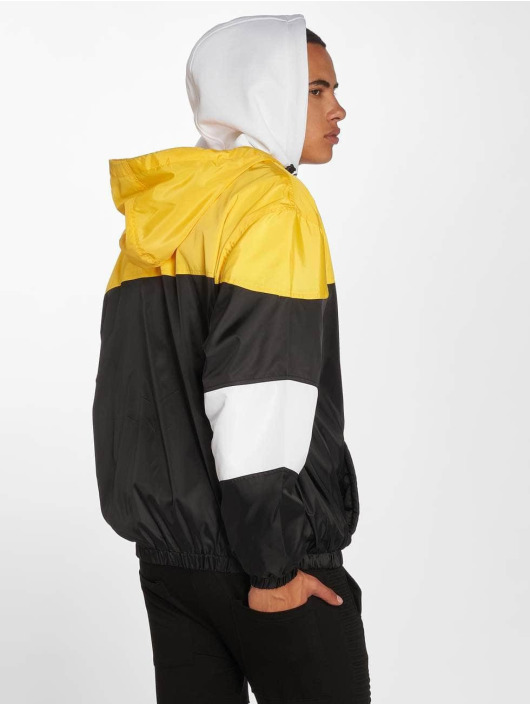 DEF Lightweight Jacket Akko yellow