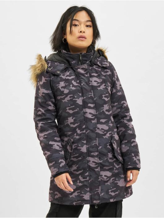 DEF Manteau hiver Pinka gris