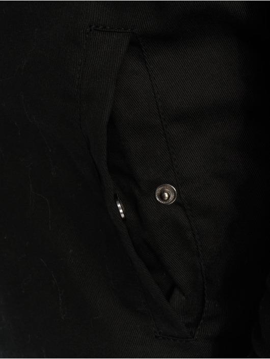 DEF Manteau hiver Bomber noir