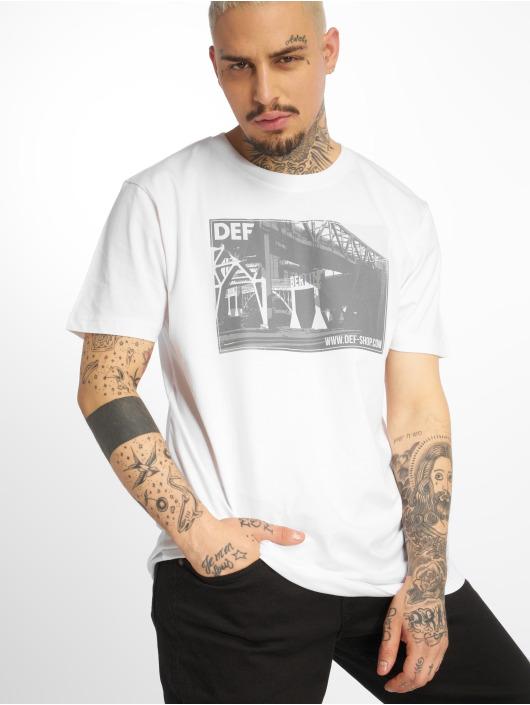 DEF MERCH Camiseta Berlino blanco