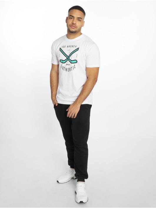 DEF MERCH Camiseta MERCH blanco