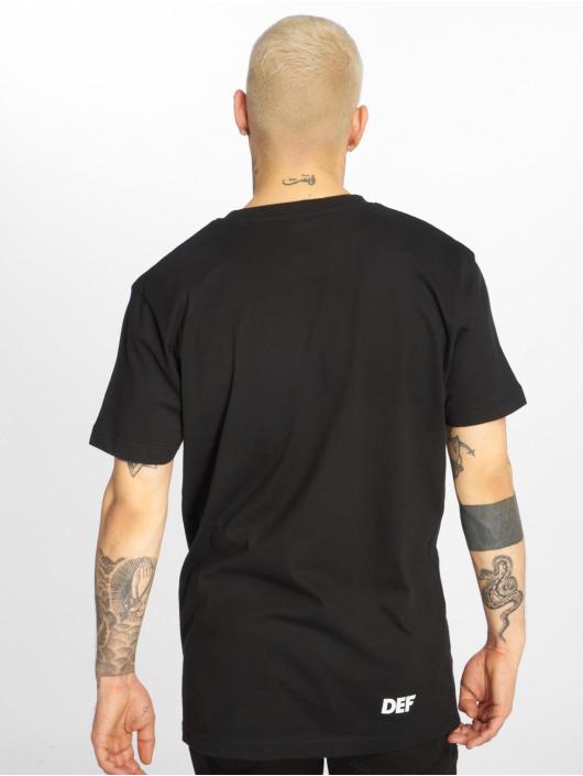 DEF MERCH Camiseta Merch negro
