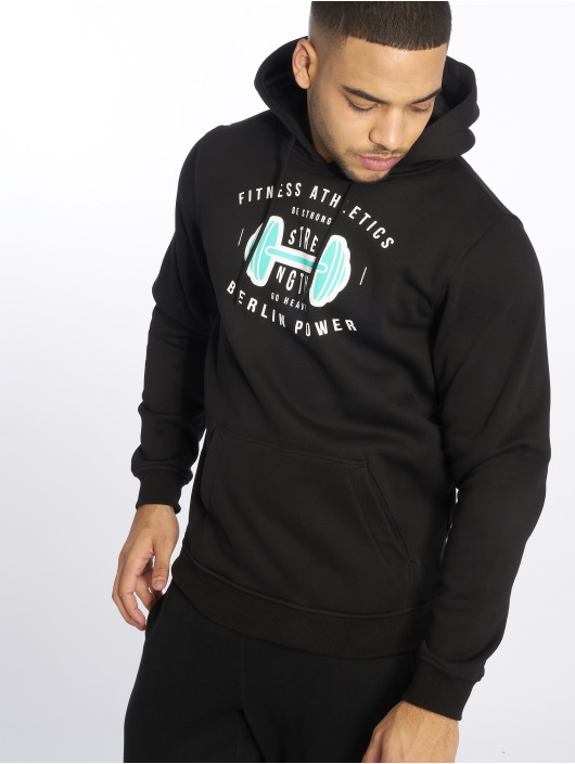 DEF MERCH Hoodie Merch black