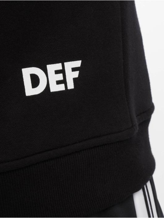 Defshop Capuche Def 607758 Noir Merch Sweat Homme FZqHZP