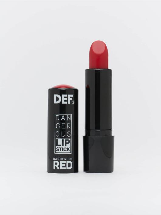 DEF More Dangerous red