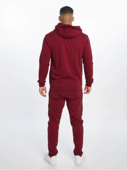 DEF Obleky Soil červený
