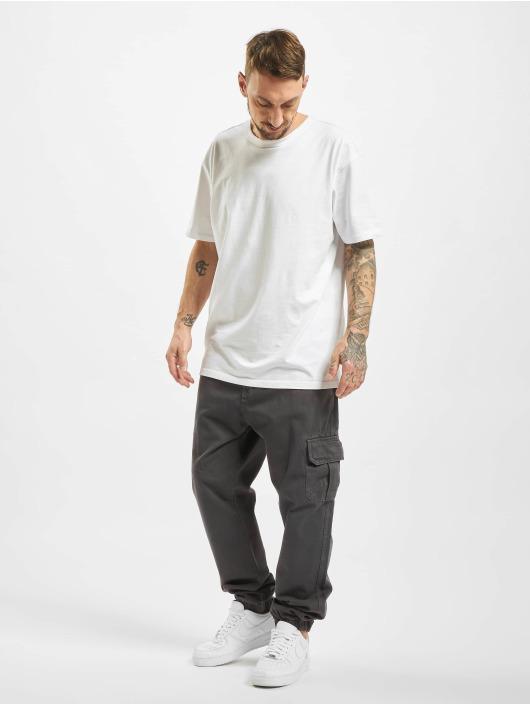 DEF Pantalon cargo Otto gris