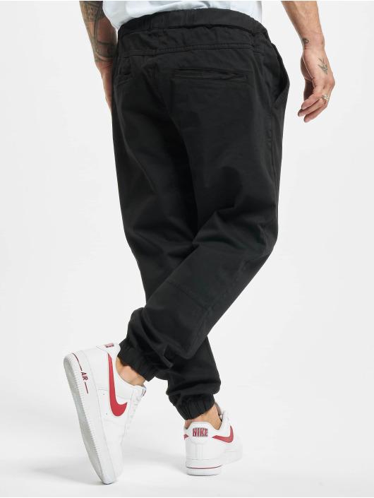 DEF Pantalon cargo Otto noir