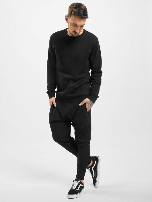 DEF Pantalon chino Fowler noir