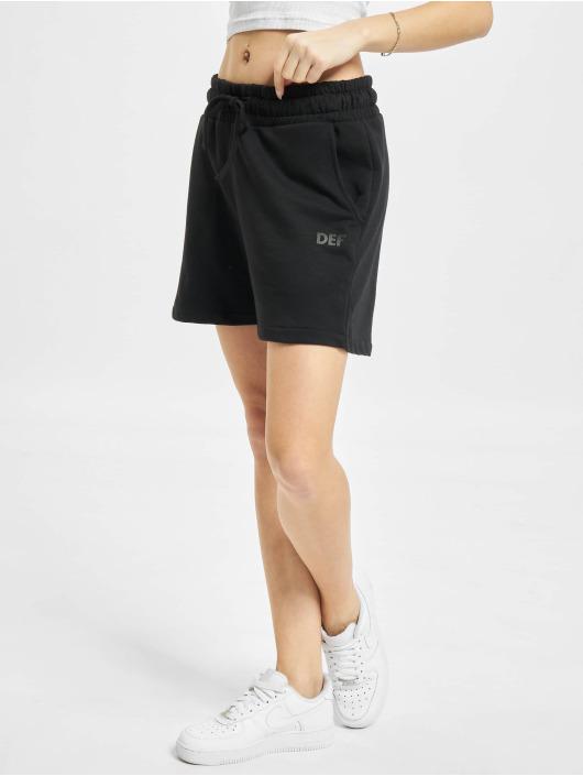 DEF Pantalón cortos Joy negro
