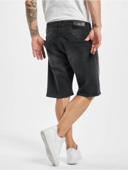 DEF Pantalón cortos Georg negro