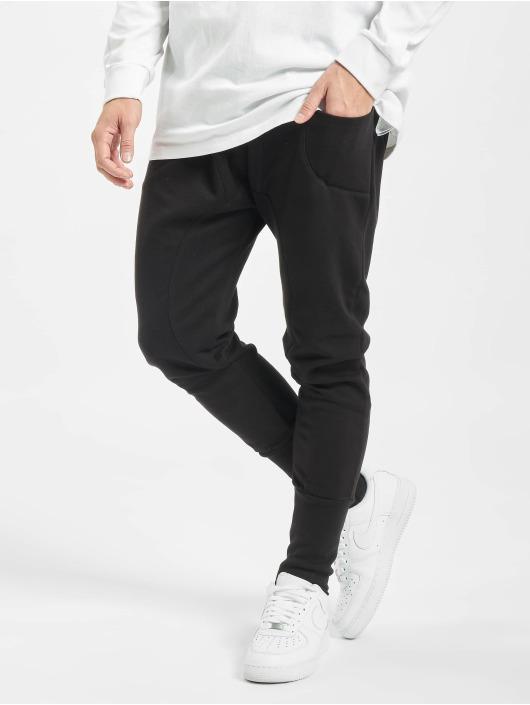 DEF Pantalón deportivo Sweatpants negro