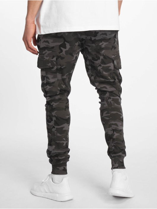 DEF Pantalone ginnico Gil grigio