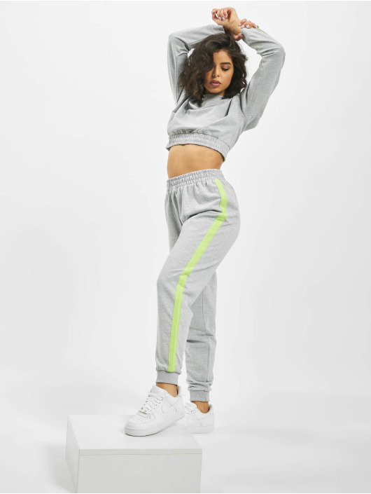 DEF Pantalone ginnico Chelsea grigio