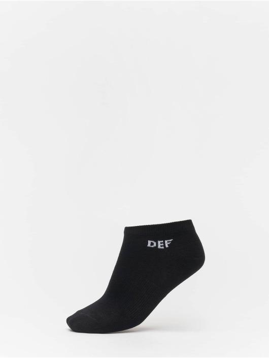 DEF Ponožky Tesla èierna