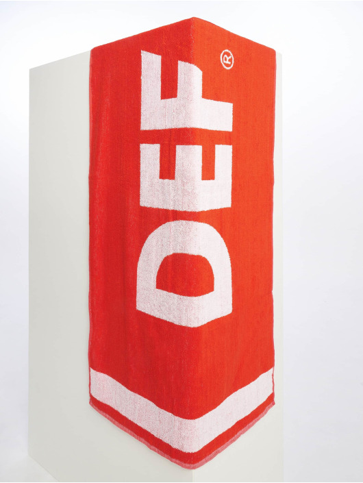 DEF Pozostałe Logo czerwony