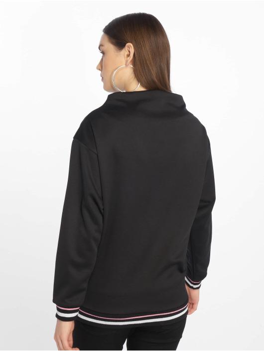 DEF Pullover Amber black