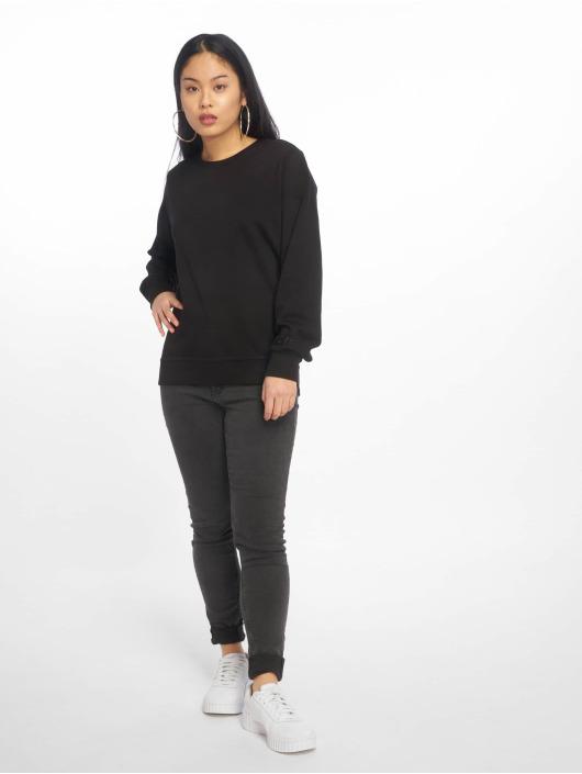 DEF Pullover Basic black