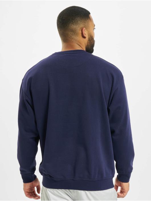 DEF Pullover Carlo blau