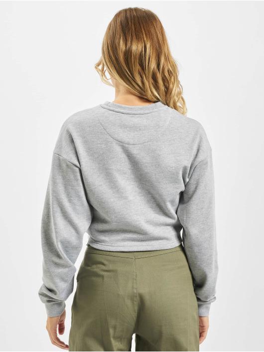 DEF Pullover Rhea grau