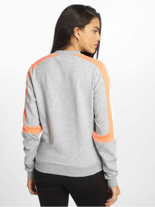 DEF Pullover Beauty gray