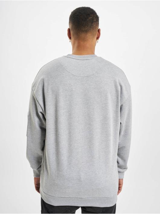 DEF Pullover Joe gray