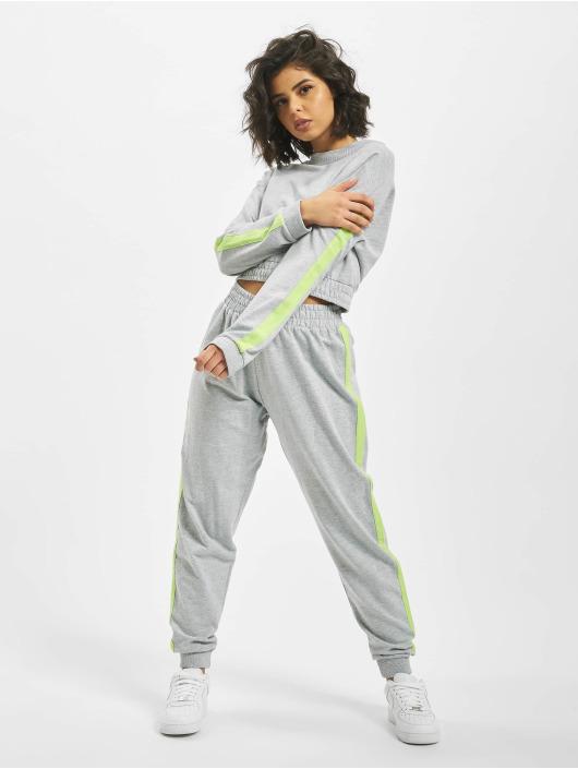 DEF Pullover Chelsea grey