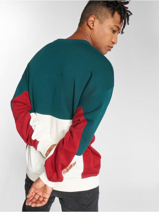 DEF Pullover Stuart grün