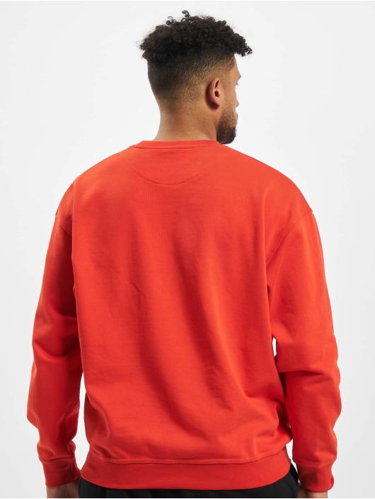 DEF Pullover Carlo red