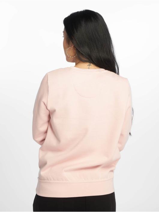 DEF Pullover Crew rosa