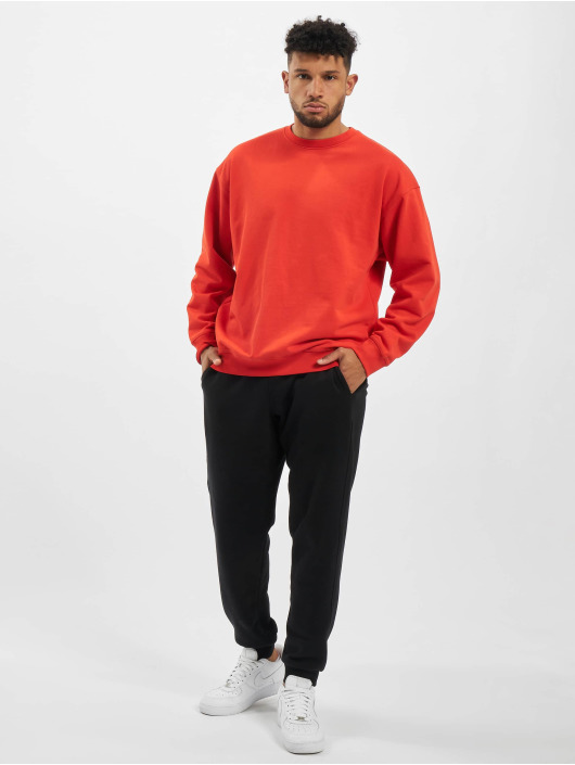 DEF Pullover Carlo rot